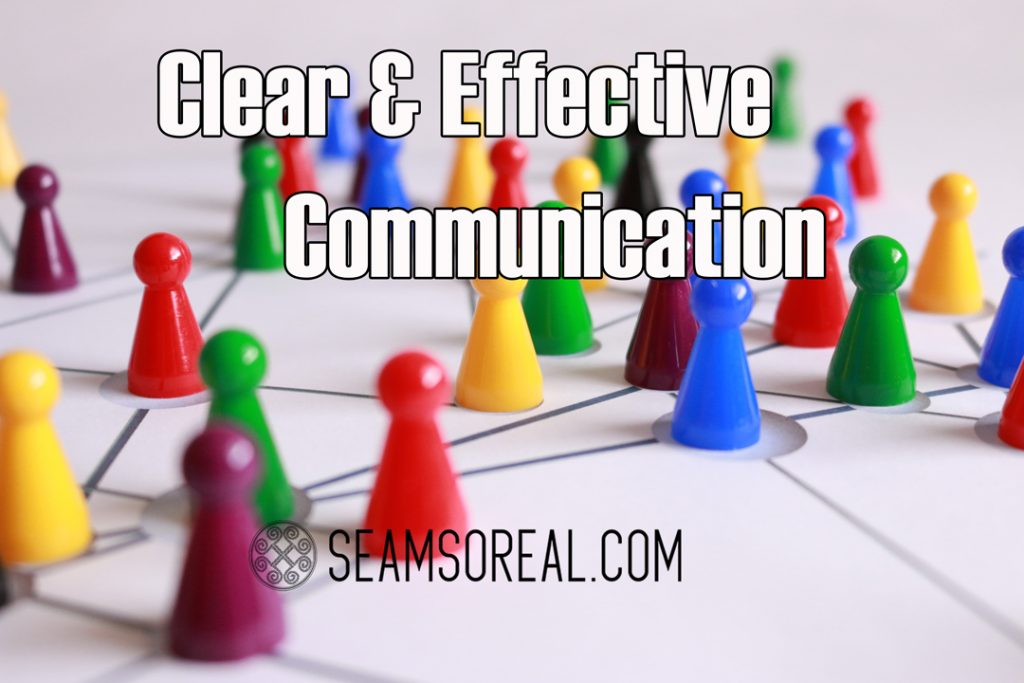 Clear & Effective Communication - 3 skills needed to be a successful fashion designer