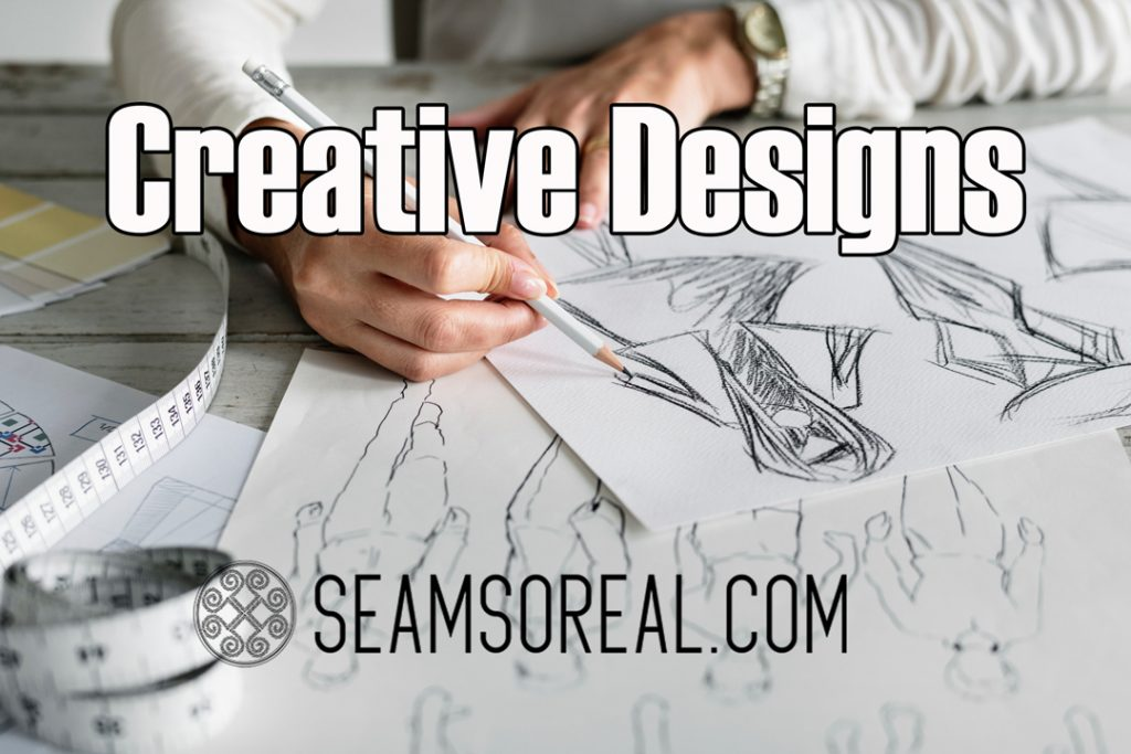 Creative Designs - 3 skills needed to be a successful fashion designer