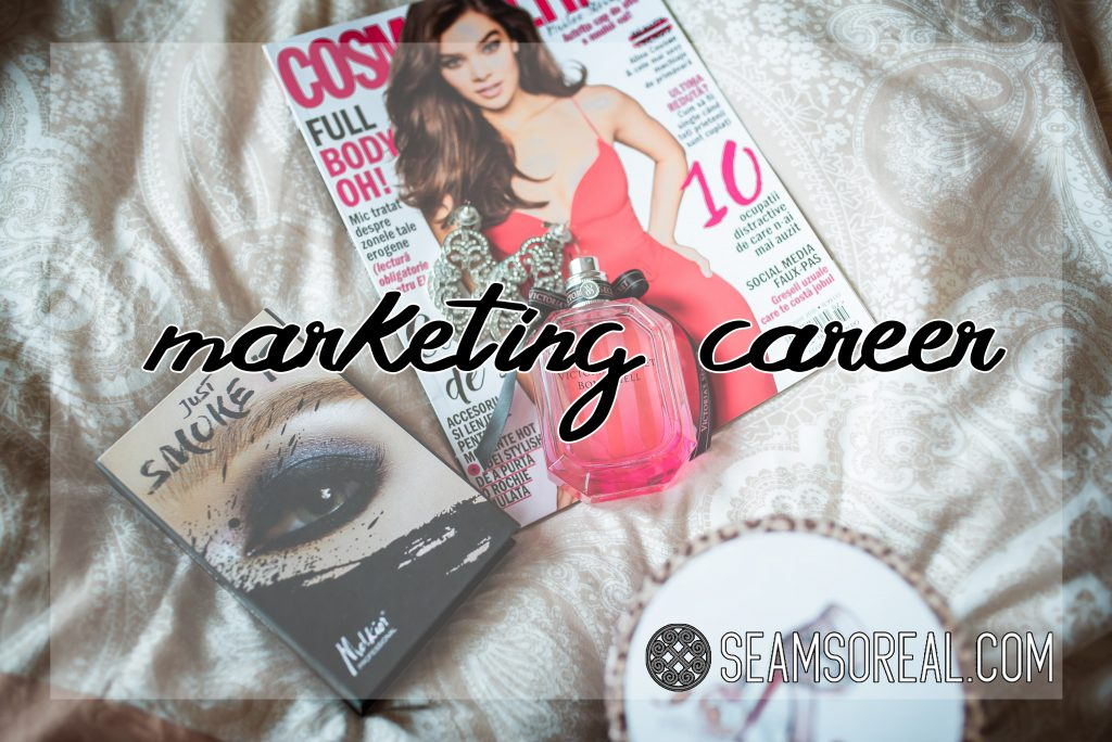 fashion career in marketing